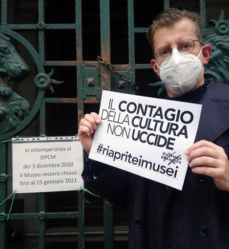 Culturaidentità Genova: il contagio della cultura non uccide, riaprite i musei