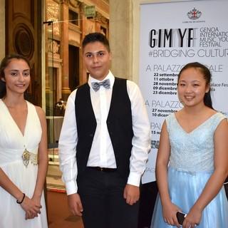 """Riprende Genoa International Music Youth Festival: """"Credere nel talento dei più giovani è nel nostro DNA"""""""