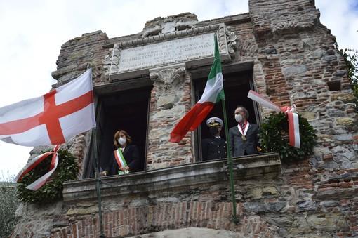 Genova ricorda anche quest'anno Cristoforo Colombo: oggi il culmine della cerimonia al Carlo Felice (VIDEO e FOTO)
