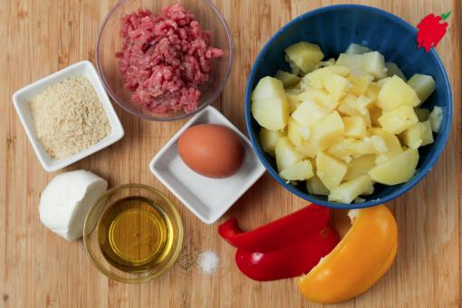 Felici e veloci le nuove (video)ricette di Fata Zucchina: crocchette di carne e peperone