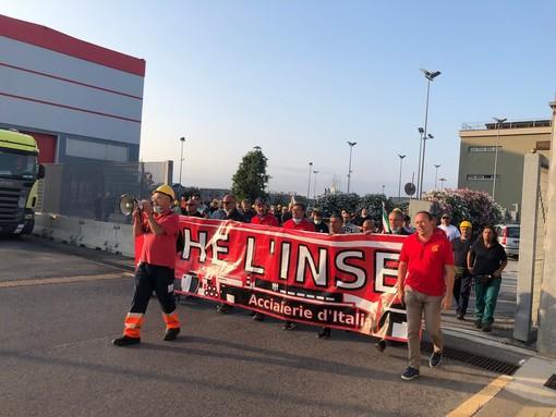 """Ex Ilva, raggiunto l'accordo con l'azienda, sospeso lo sciopero dei lavoratori, la Fiom: """"La lotta paga"""""""