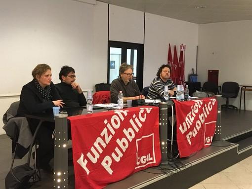 Antonio Leandro confermato segretario della Cgil Funzione pubblica