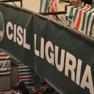 """Cisl: """"Mit, Regione e Aspi trovino subito una soluzione per evitare il tracollo definitivo di economia e lavoro in Liguria"""""""