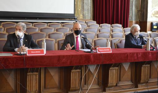 UniWeLab: Università di Genova e Webuild insieme per la ricerca (FOTO e VIDEO)