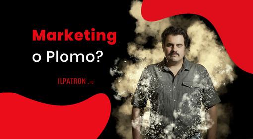 Imita Pablo Escobar e la serie di Netflix per fare marketing sul web