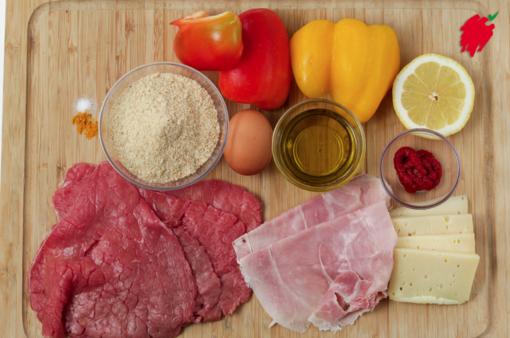 Felici e Veloci: le nuove (video)ricette di Fata Zucchina. Oggi cordon bleu con maionese e ketchup al peperone