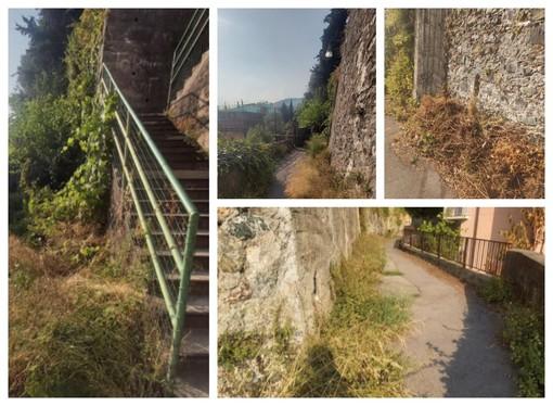"""Fontana: """"Via Monte Contessa si trova in situazione di assoluto degrado, bisogna provvedere immediatamente"""""""