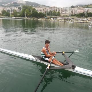 Rowing Club Genovese in doppia cifra a Pra'