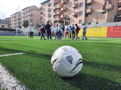 Inaugurato il nuovo campetto da calcio a 5 del CEP (FOTO)