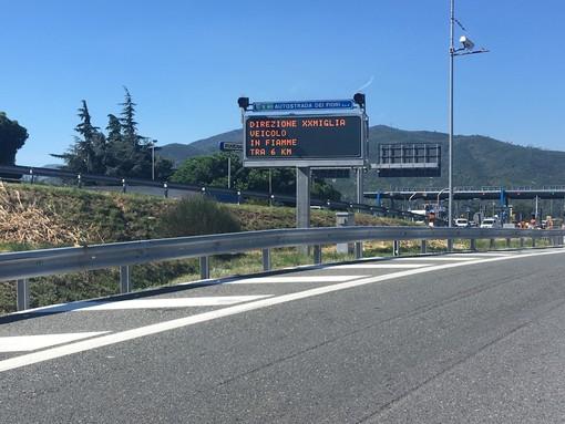#Infoviabilità: i cantieri sulle autostrade A6 e A10 dal 4 al 10 novembre