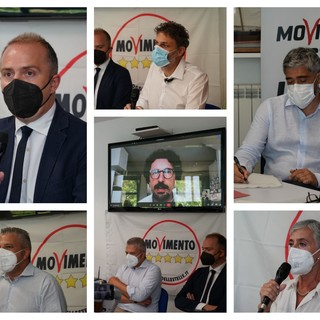"""Ponte Morandi, Toninelli: """"La costituzione di parte civile al processo significa dare voce a tutta Genova"""" (FOTO)"""