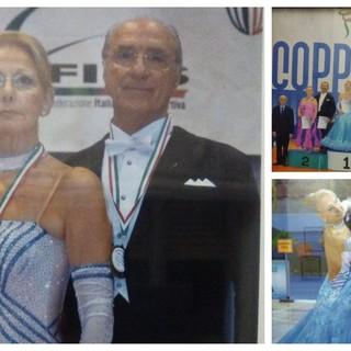 Alberto, a 78 anni campione d'Italia nel ballo liscio insieme alla moglie Anna Maria (FOTO)