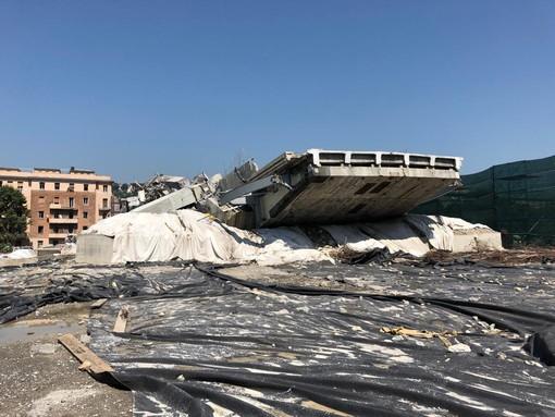 """Detriti Morandi, Pd: """"La struttura commissariale dichiara l'opposto di Bucci"""""""