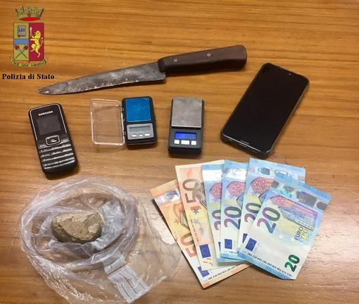 Genovese arrestato a Rapallo con 560 grammi di eroina