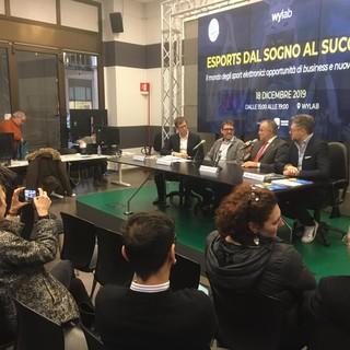 A Chiavari il convegno di Wylab dedicato agli eSport e alle nuove professioni legate al settore (VIDEO)
