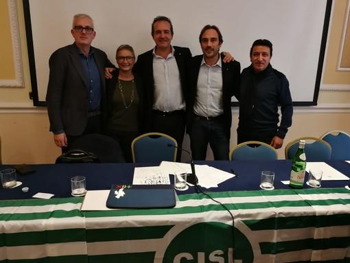 Claudio Donatini eletto nella segreteria Cisl della Liguria