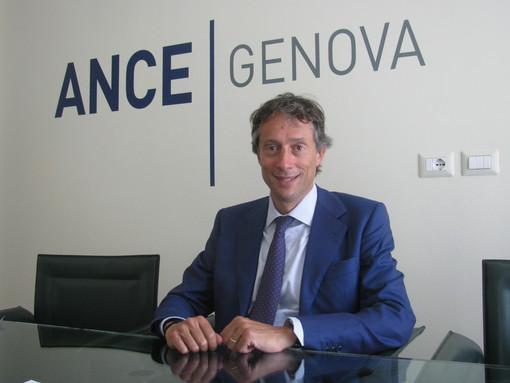 Ance Genova, edilizia ancora al palo nel 2018, si stenta a intravedere la ripresa