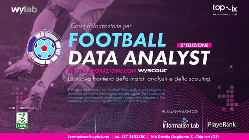 Wylab e Top-Ix lanciano il secondo corso di formazione per football data analyst