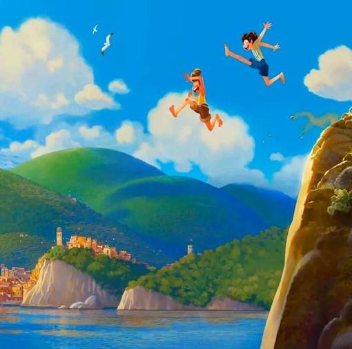 """Disney Pixar annuncia """"Luca"""", Toti: """"Sarà ambientato tra i paesaggi inconfondibili delle Cinque Terre"""""""