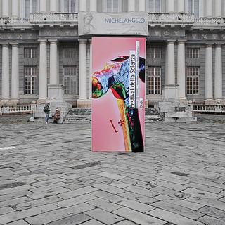 Comincia oggi la raccolta di proposte per il Festival della scienza 2021