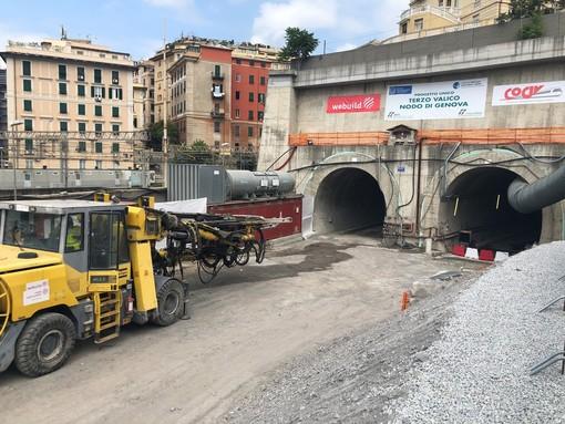 Ripartono i lavori del nodo ferroviario genovese
