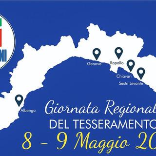 """Forza Italia, sedi aperte e banchetti per le """"Giornate del tesseramento"""" in Liguria"""