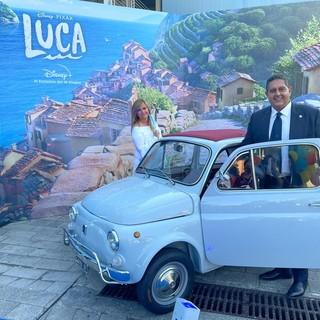 """Film """"Luca"""", Toti: """"Splendida storia ambientata alle Cinque Terre che segna la ripartenza del nostro territorio"""""""
