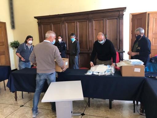 A Santa Margherita Ligure 10.000 mascherine in distribuzione gratuita