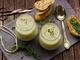 Mercoledì Veg: crema di fagiolini con crostini