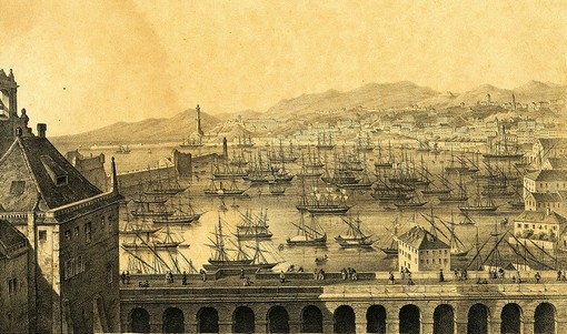 """""""Sul Mare, immagini di Genova dal XVI al XIX secolo"""", la mostra a Palazzo Rosso"""