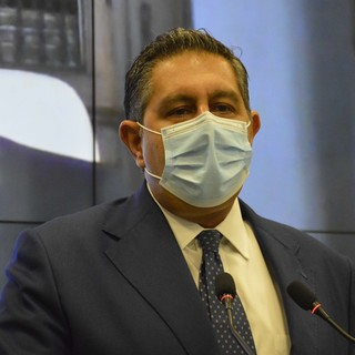 """Toti: """"Etica della responsabilità e meritocrazia alla base del modello Genova fondamentali per il recovery"""""""