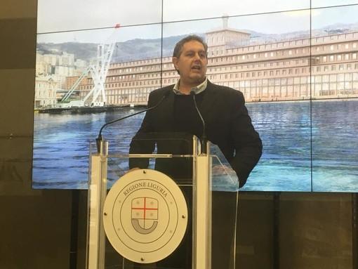 """Liguria in zona gialla, Toti: """"Non è un risultato acquisito, servono ancora rigore e prudenza"""""""