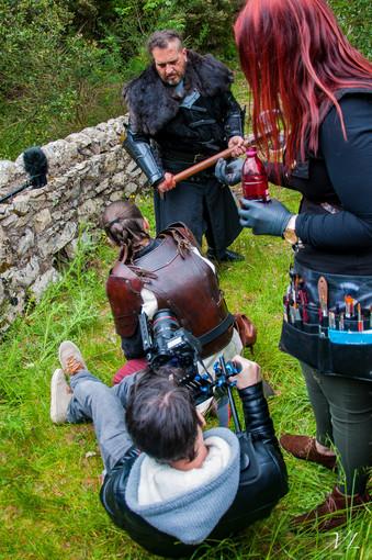 La Liguria medievale torna in TV grazie alla serie Game of Kings