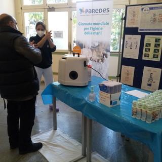 Giornata Mondiale per l'igiene delle mani: le iniziative dell'ospedale Galliera