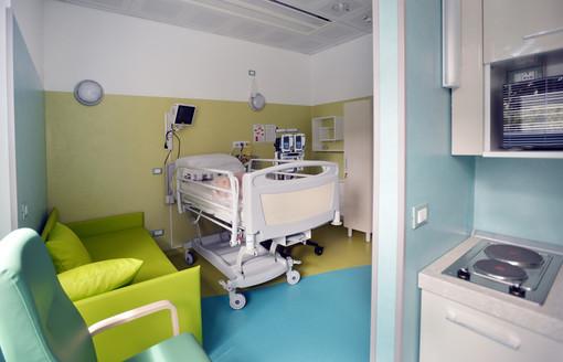 """Nasce l'Hospice pediatrico """"Il Guscio dei bimbi"""" al Gaslini, dedicato alle cure palliative"""
