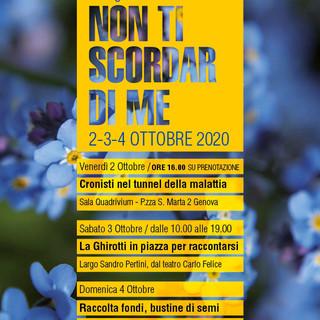 Gigi Ghirotti, ecco la quinta edizione di 'Non Ti Scordar di Me'