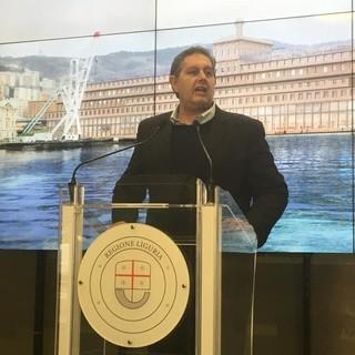 """Green pass, Toti: """"Monitoriamo costantemente la situazione in porto"""""""