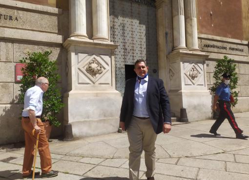 Giovanni Toti, presidente di Regione Liguria