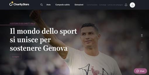 #GenovanelCuore con Stelle Nello Sport: ultime ore per le maglie di Cr7, Higuain e Callejon