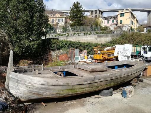 """""""Salviamo il Gozzo Cornigiotto"""": sfilata di barche dal Galata a Nervi"""
