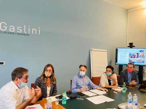 Andrea Bocelli foundation e il Gaslini di Genova insieme per la scuola in ospedale [FOTO]