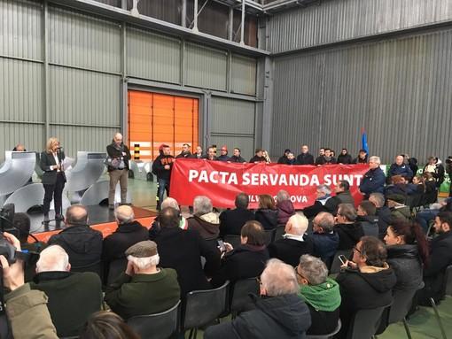Venerdì la commemorazione del sindacalista Guido Rossa, ucciso dalle Br nel gennaio del 1979