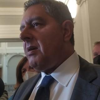 """Assalto alla Cgil, Toti: """"Se scioglierei Forza Nuova? Non faccio il magistrato, evitiamo strumentalizzazioni"""""""