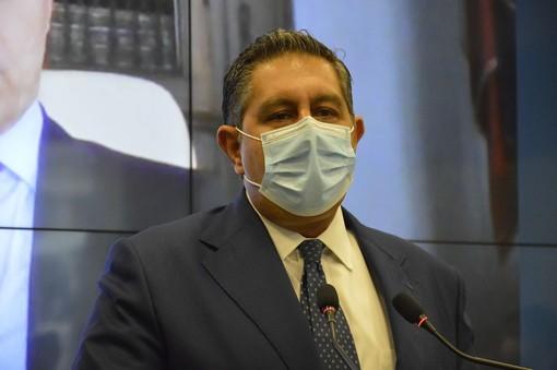 """Covid, Toti: """"Il 40% dei liguri ha completato il ciclo vaccinale"""""""
