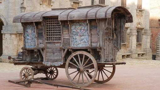 Casella, le vie commerciali e la leggenda del riscossore dei Fieschi