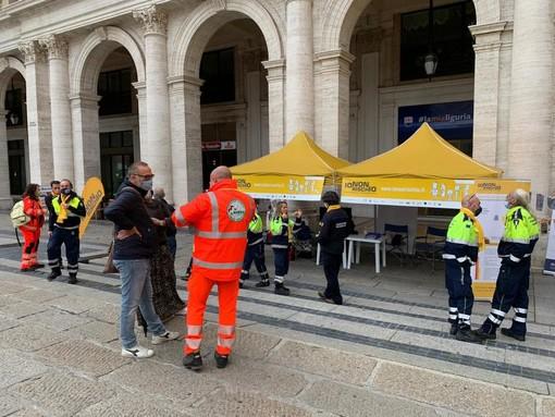 Sirene della Protezione civile per l'allarme inondazione: al via le esercitazioni in quattro municipi cittadini
