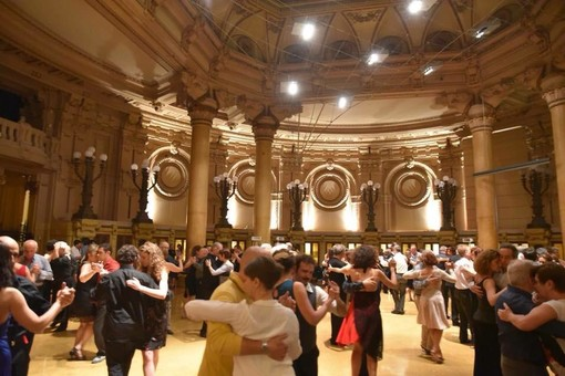 La Speranza in un abbraccio: una giornata tra tango e beneficenza organizzata dall'associazione Alzheimer Liguria
