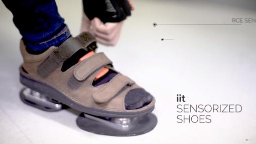 """Nasce all'IIT la tuta sensorizzata """"AnDy"""" per misurare i movimenti del corpo, migliorare le performance nello sport e l'ergonomia degli ambienti di lavoro"""