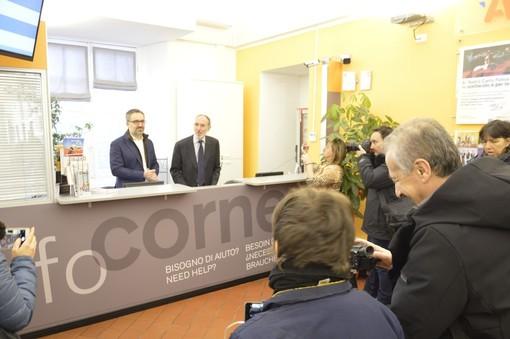Amt apre nuovo point a Palazzo Ducale, e parte la sinergia con Iren