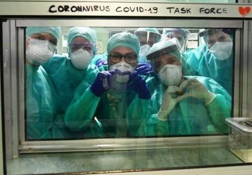 """""""Grazie infermieri!"""" Nella vostra Giornata Mondiale di un anno terribile, la riconoscenza di tutti"""